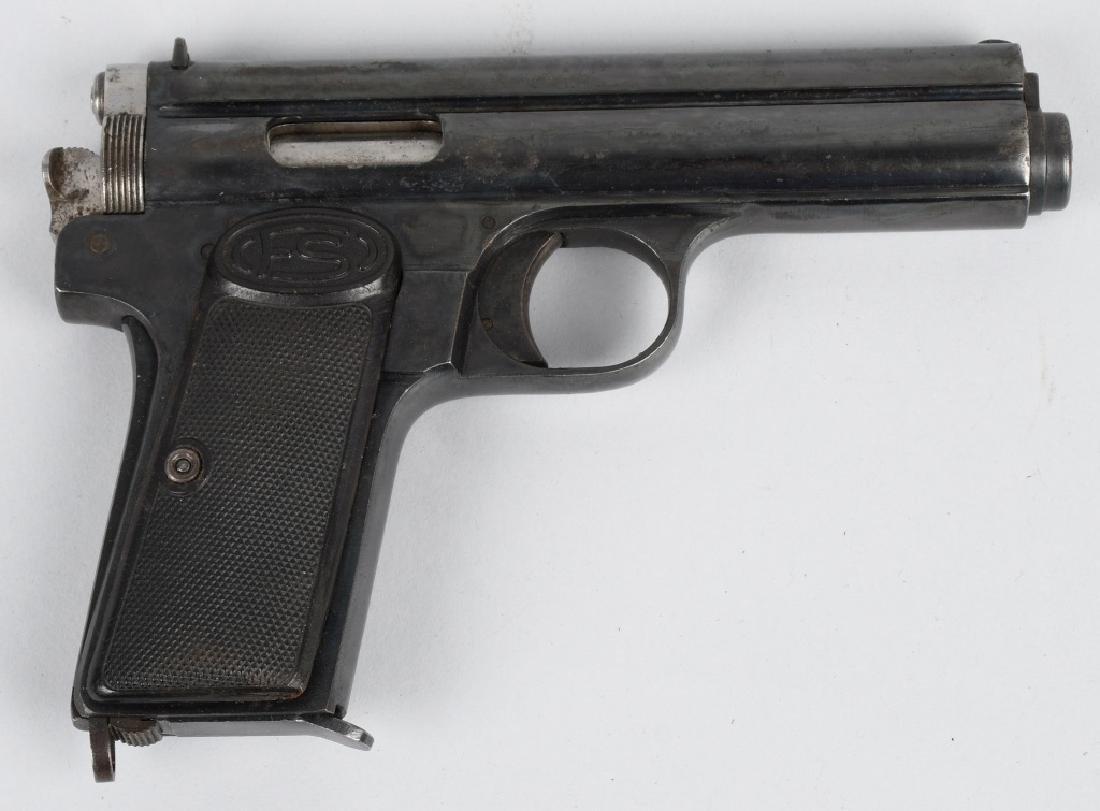 HUNGARIAN FROMMER STOP .32 SEMI AUTO PISTOL - 2