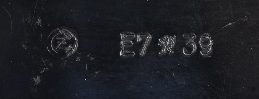 CZ 1938, E7-39 .380 SEMI AUTO PISTOL w/ HOLSTER - 6