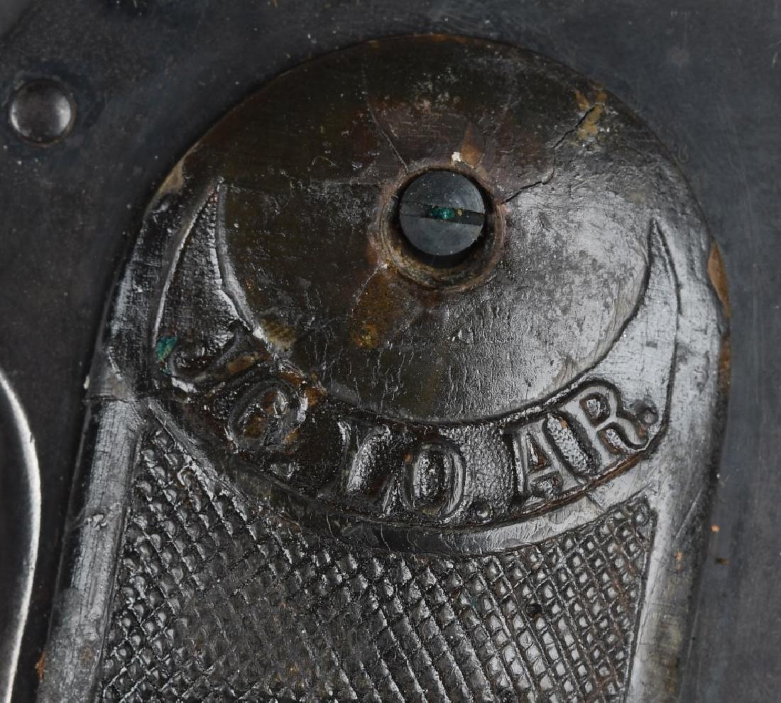 SPANISH JO-LO-AR 9mm SEMI AUTO PISTOL w/ HOLSTER - 8