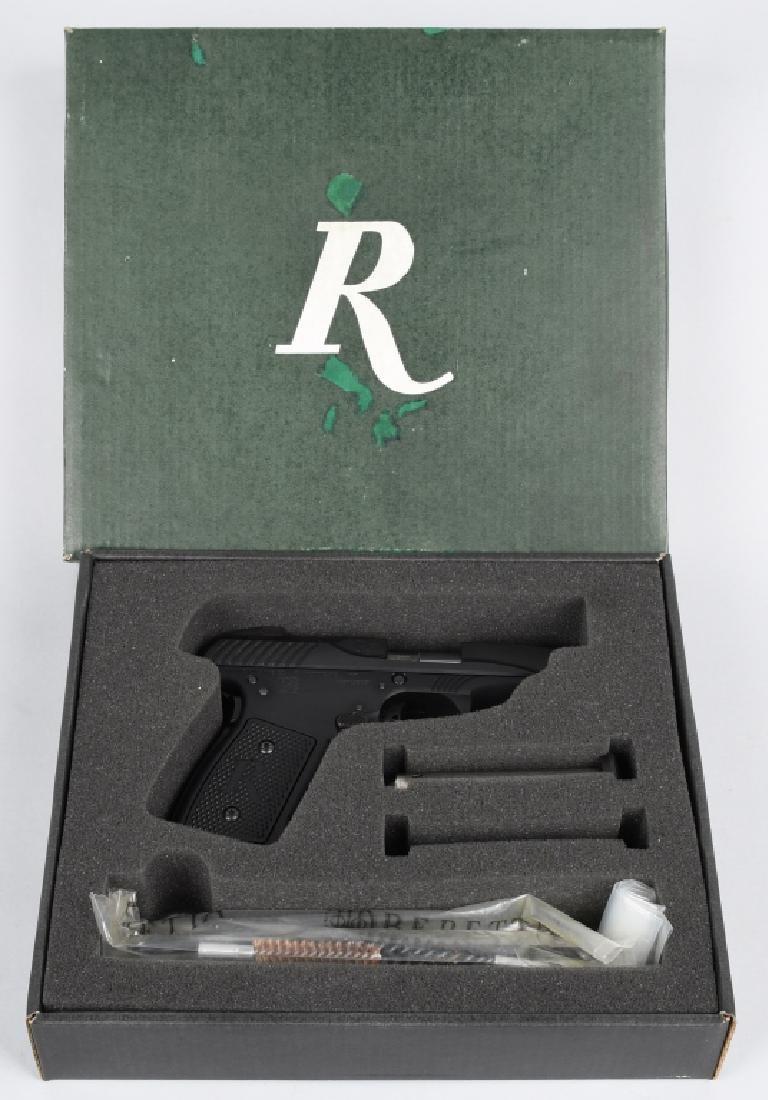 REMINGTON P-51 9mm PISTOL, BOXED