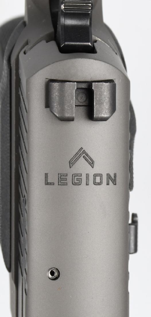 SIG SAUER MODEL P226, LEGION 9mm PISTOL, BOXED - 6