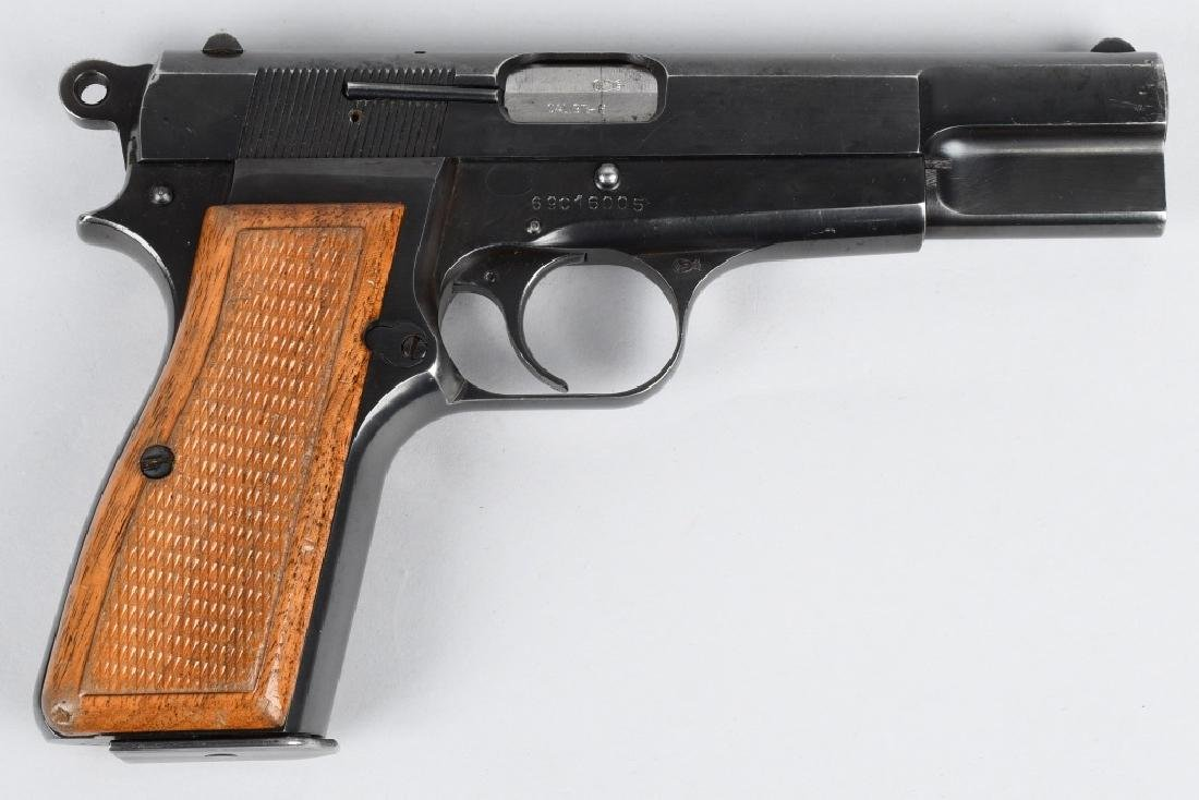 BROWNING HIGH POWER 9mm SEMI AUTO PISTOL