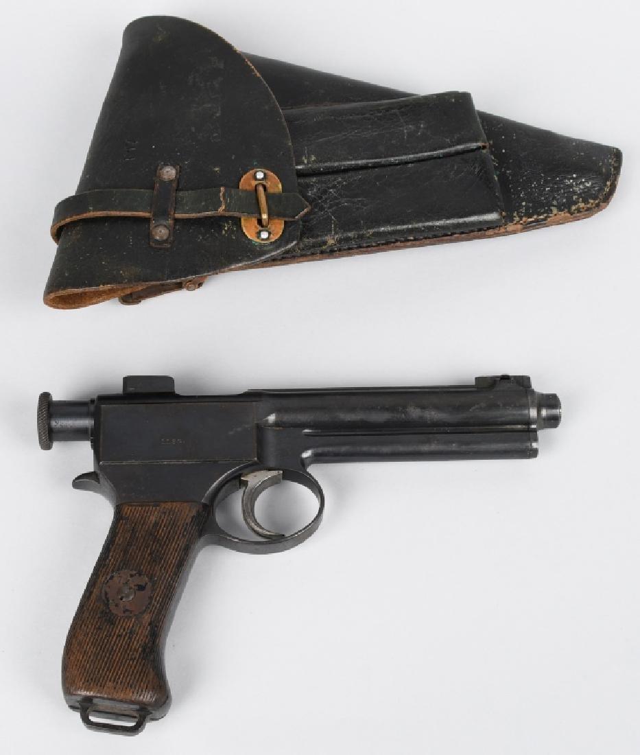 ROTH-STEYR 1905 8mm DA SEMI AUTO PISTOL