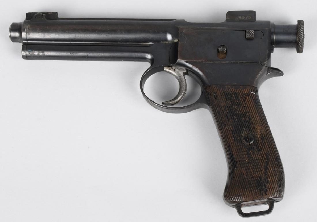 ROTH-STEYR 1905 8mm DA SEMI AUTO PISTOL - 3
