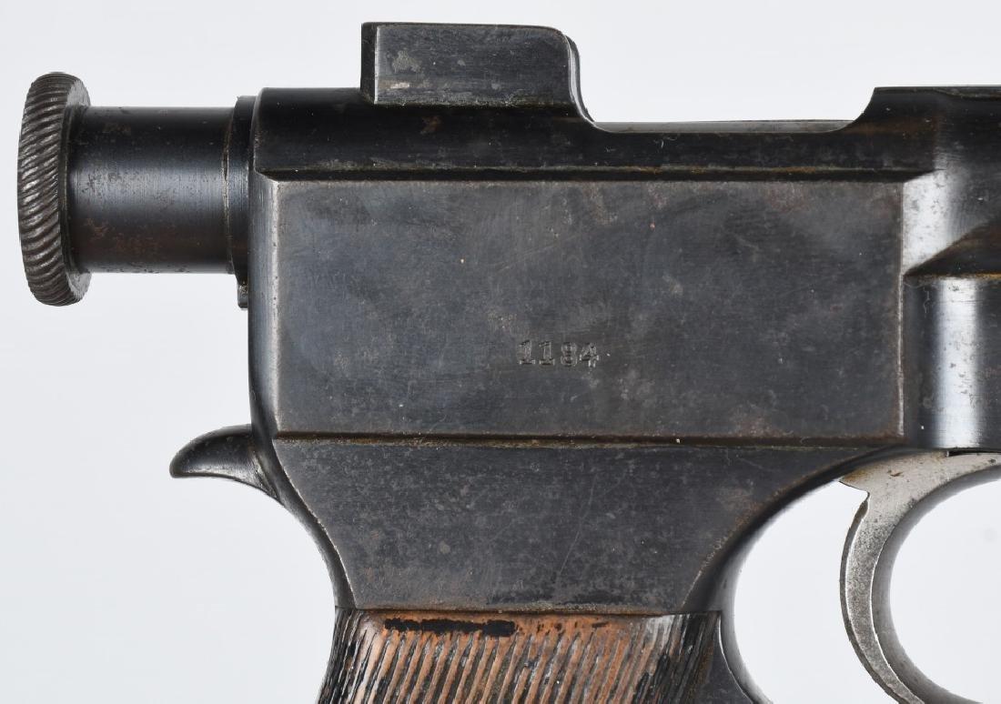 ROTH-STEYR 1905 8mm DA SEMI AUTO PISTOL - 5