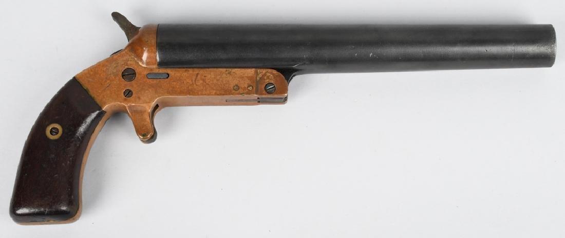 WWI REMINGTON MARK III, 10 GA. FLARE GUN