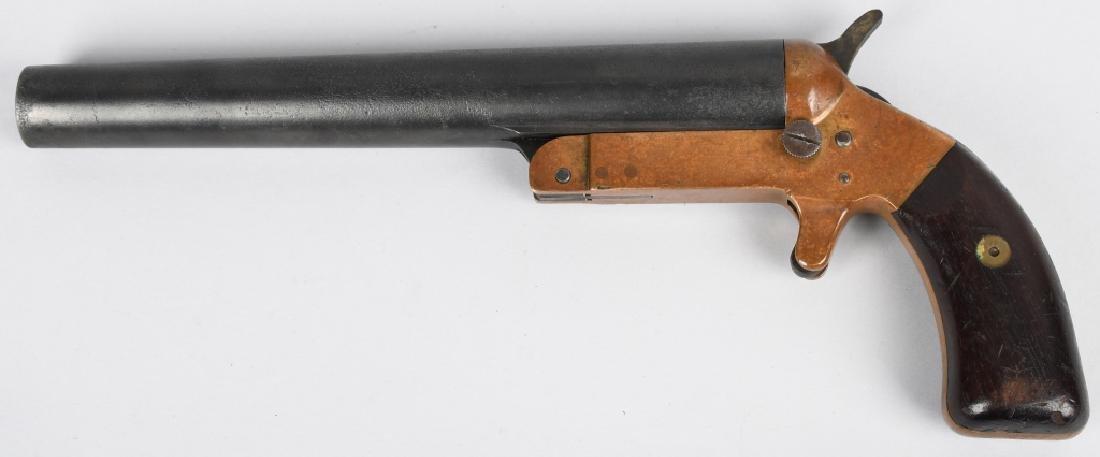 WWI REMINGTON MARK III, 10 GA. FLARE GUN - 2
