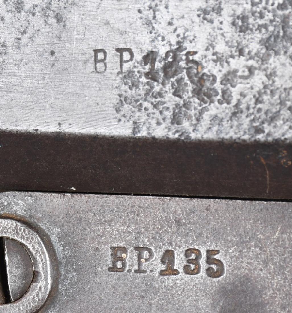 WWI GERMAN 26.5mm FLARE GUN, UNIT MARKED - 4