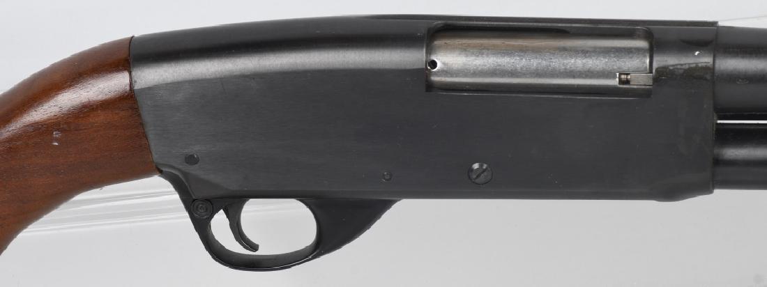 STEVENS MODEL 77F, 20 GA. PUMP SHOTGUN - 2