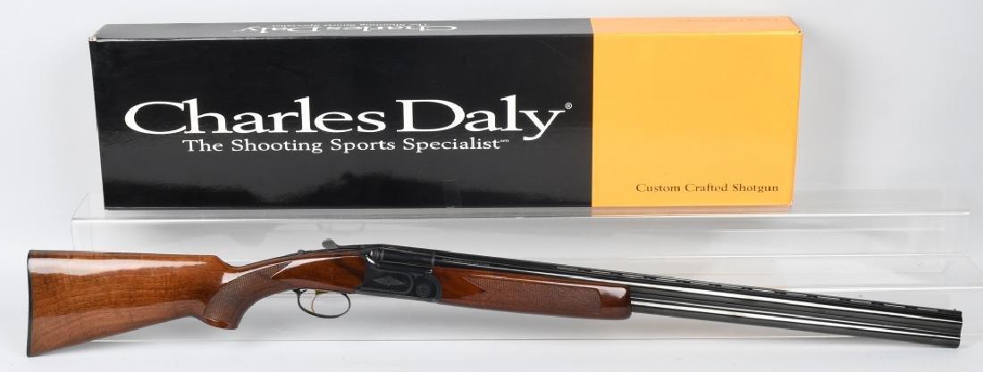 CHARLES DALY FIELD HUNTER 12 GA. O/U SHOTGUN