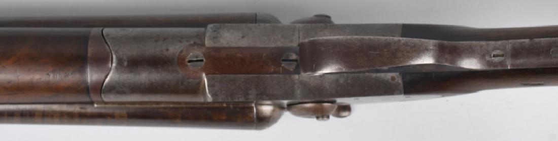 L.C. SMITH / BAKER, SxS, 12 GA. HAMMER SHOTGUN - 10