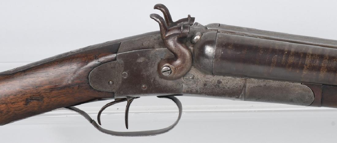 L.C. SMITH / BAKER, SxS, 12 GA. HAMMER SHOTGUN - 2