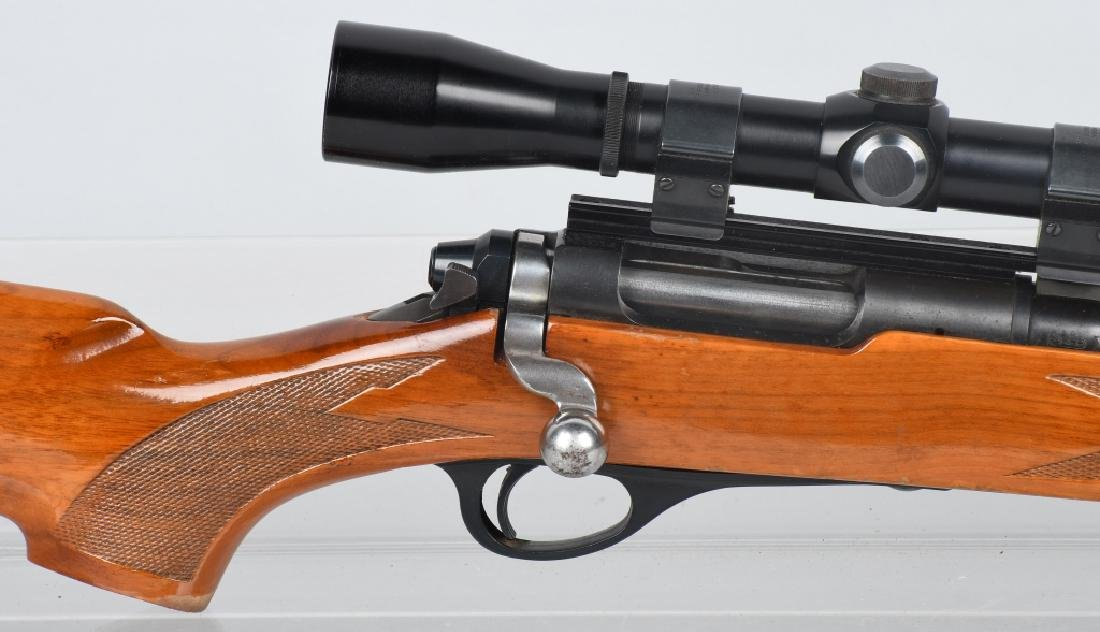 REMINGTON MODEL 600, .222 REM. BOLT RIFLE - 2