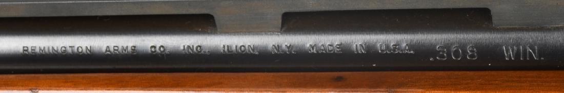 REMINGTON MODEL 600, .308 WIN. BOLT RIFLE - 10