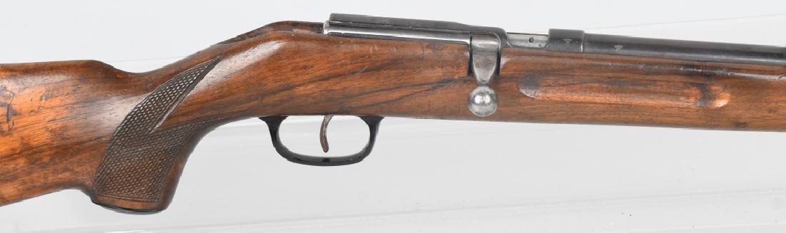 GERMAN .22 BOLT TARGET RIFLE - 2