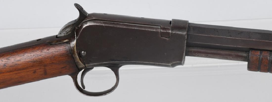 WINCHESTER MODEL 1890, .22 PUMP RIFLE, 1917 - 2