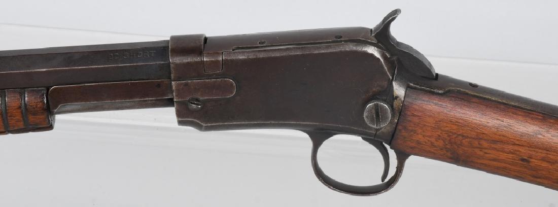 WINCHESTER MODEL 1890, .22 PUMP RIFLE, 1917 - 6