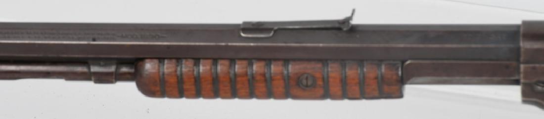 WINCHESTER MODEL 1890, .22 PUMP RIFLE, 1917 - 8