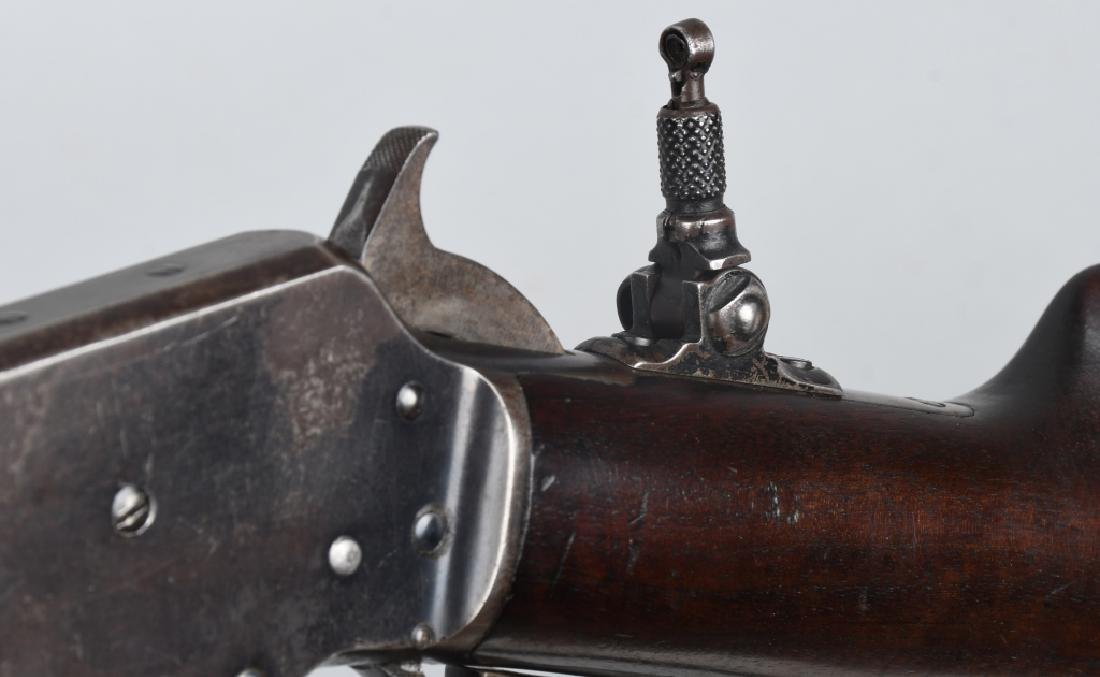 MARLIN MODEL 1897, .32-20 LEVER ACTION RIFLE - 10