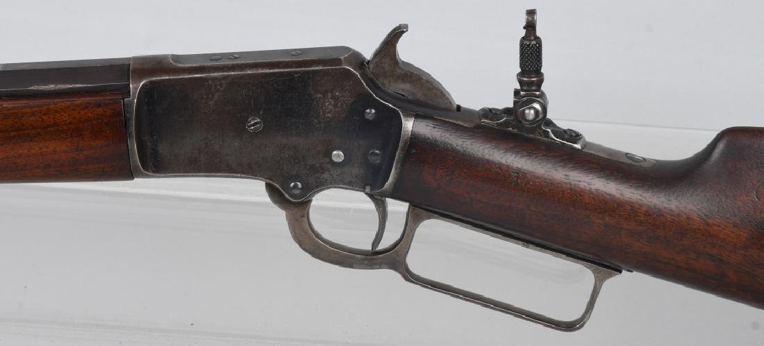 MARLIN MODEL 1897, .32-20 LEVER ACTION RIFLE - 6