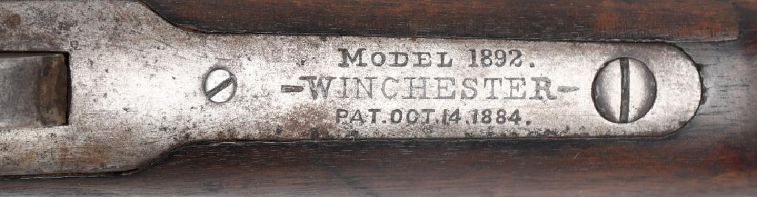 WINCHESTER MODEL 1892 .32-20 RIFLE, 1896 - 9