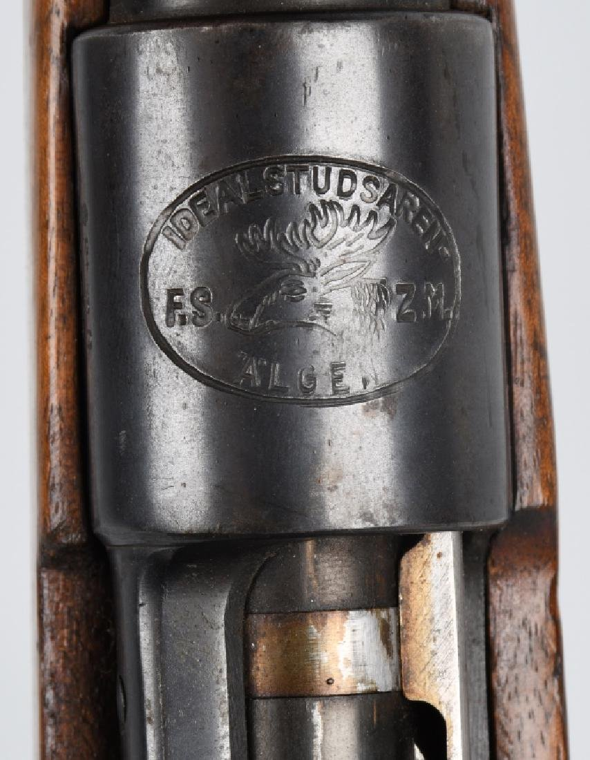 MAUSER SPORTER 9.3x62mm, BOLT RIFLE - 10