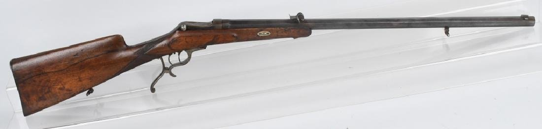 GERMAN MARTINI .44-70 LEVER RIFLE