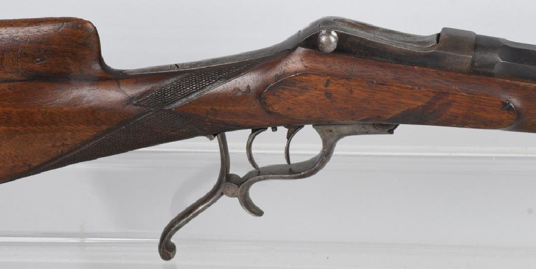 GERMAN MARTINI .44-70 LEVER RIFLE - 2