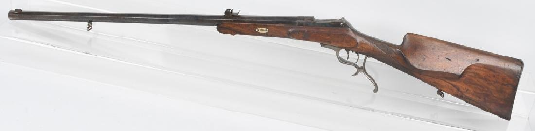 GERMAN MARTINI .44-70 LEVER RIFLE - 5