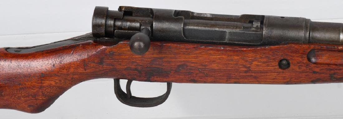 WWII JAPAN ARISAKA TYPE 99, 7.7mm BOLT RIFLE - 2