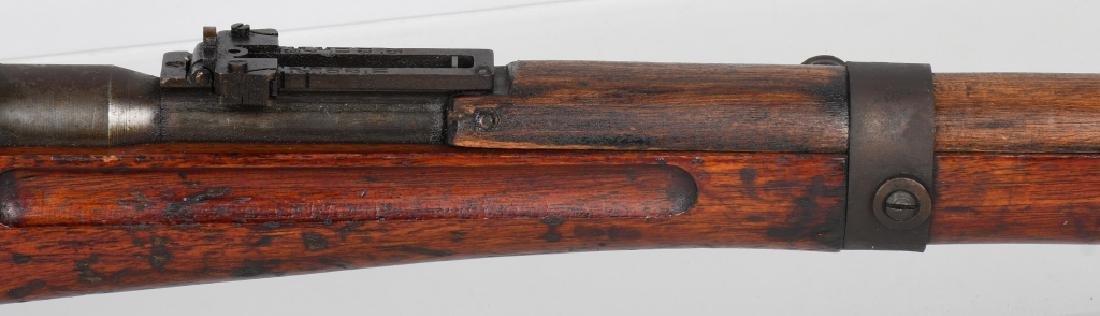 WWII JAPAN ARISAKA TYPE 99, 7.7mm BOLT RIFLE - 4