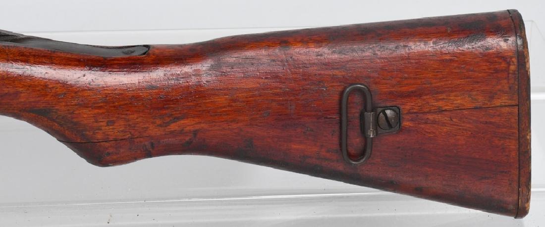 WWII JAPAN ARISAKA TYPE 99, 7.7mm BOLT RIFLE - 8