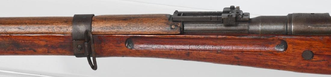 WWII JAPAN ARISAKA TYPE 99, 7.7mm BOLT RIFLE - 9