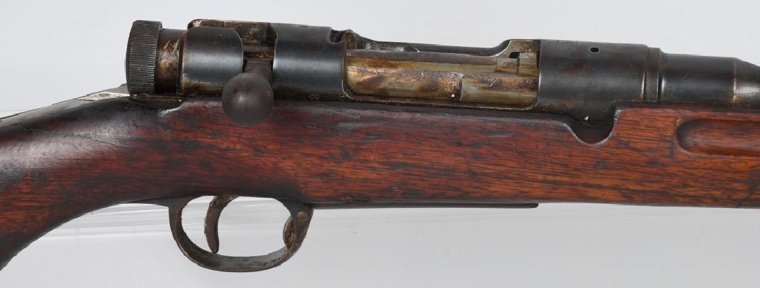 WWII JAPAN ARISAKA TYPE 38, 6.5mm BOLT RIFLE - 2