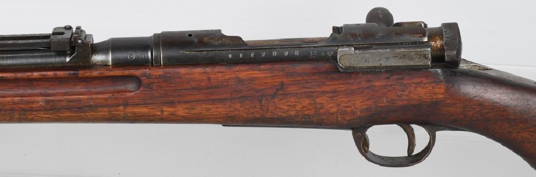 WWII JAPAN ARISAKA TYPE 38, 6.5mm BOLT RIFLE - 7