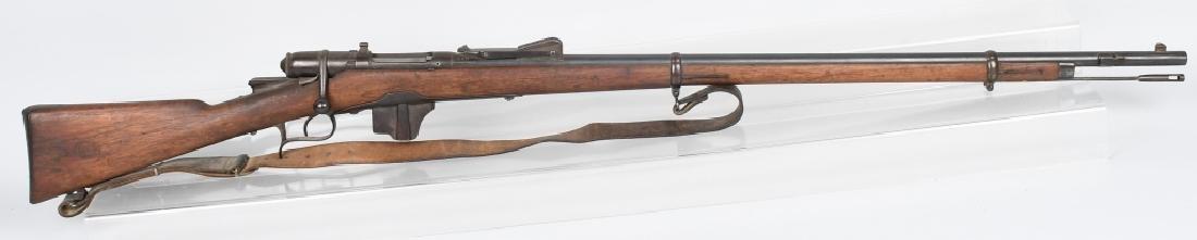 ITALIAN VETTERLI MODEL 1870/87 10.4mm BOLT RIFLE