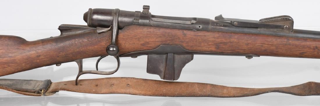 ITALIAN VETTERLI MODEL 1870/87 10.4mm BOLT RIFLE - 2