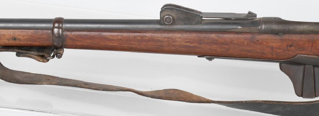 ITALIAN VETTERLI MODEL 1870/87 10.4mm BOLT RIFLE - 9