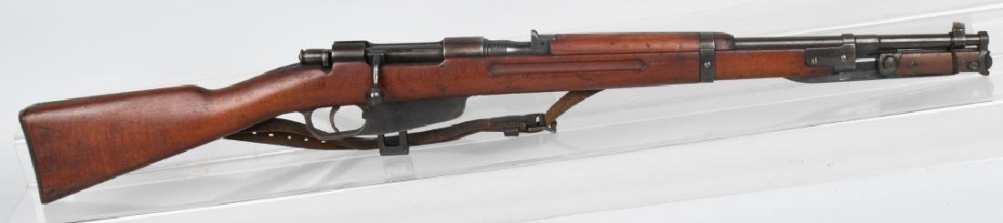 ITALIAN CARCANO MODEL 1938, 7.35 BOLT RIFLE