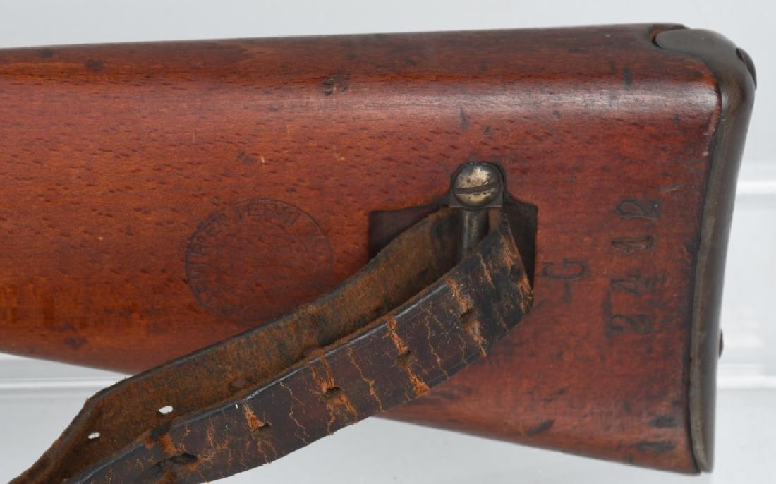 ITALIAN CARCANO MODEL 1938, 7.35 BOLT RIFLE - 8