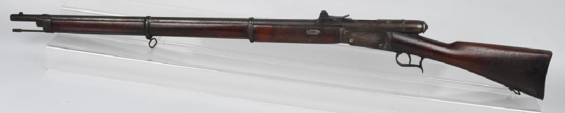SWISS VETTERLI MODEL 1869/71 .41rf, BOLT RIFLE - 6