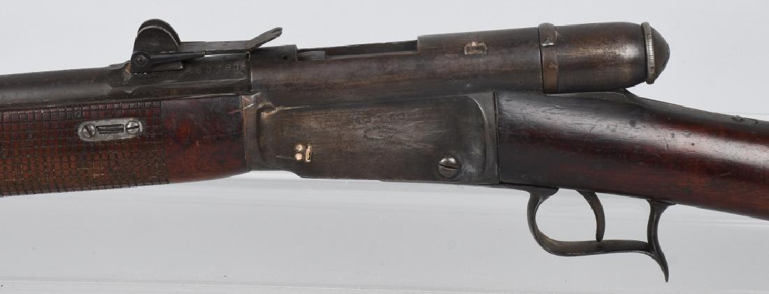 SWISS VETTERLI MODEL 1869/71 .41rf, BOLT RIFLE - 7
