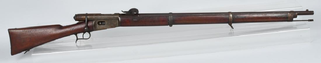 SWISS VETTERLI MODEL 1869/71 .41rf, BOLT RIFLE