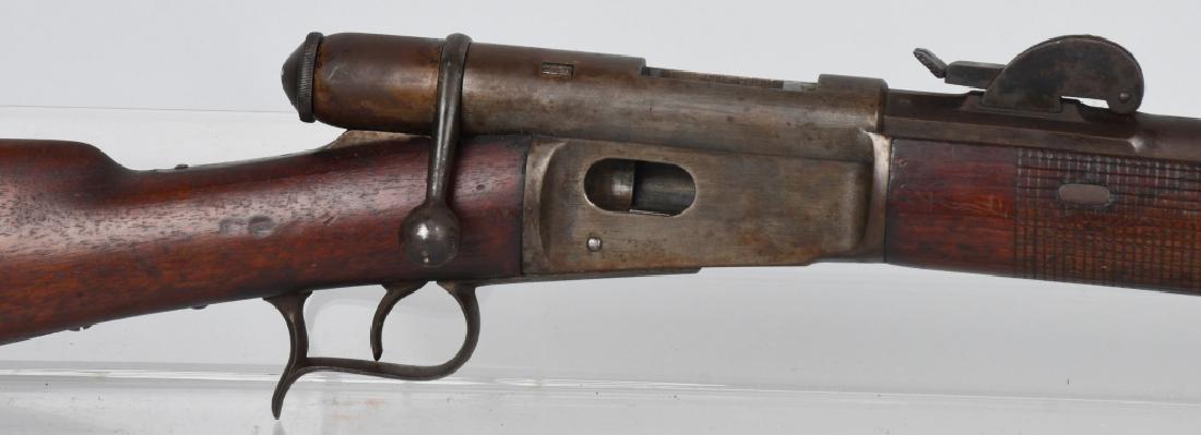 SWISS VETTERLI MODEL 1869/71 .41rf, BOLT RIFLE - 2