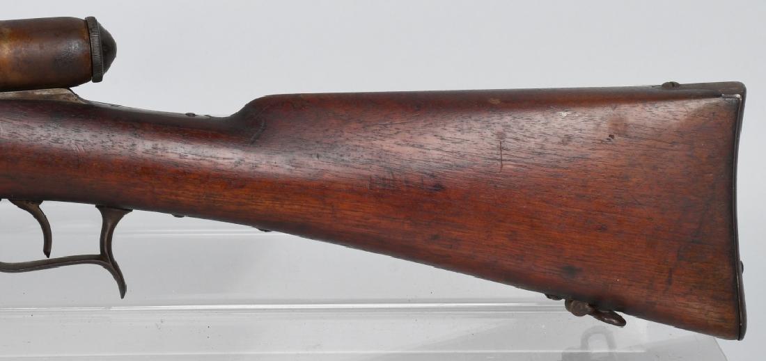 SWISS VETTERLI MODEL 1869/71 .41rf, BOLT RIFLE - 8