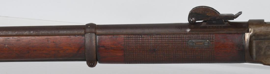 SWISS VETTERLI MODEL 1869/71 .41rf, BOLT RIFLE - 9