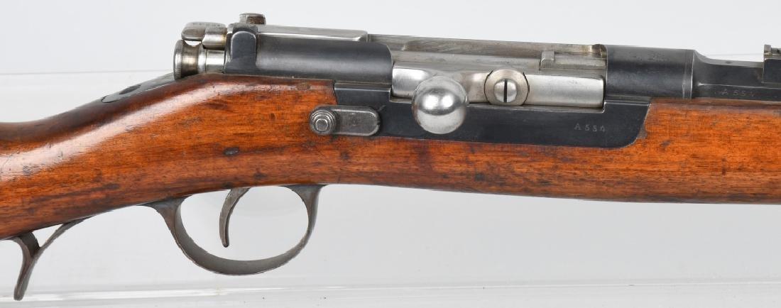 PORTUGUESE MODEL 1886 8x60mm BOLT RIFLE, STEYR - 2