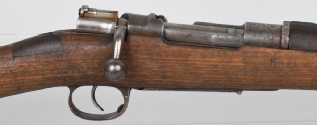 SPANISH MAUSER 7mm BOLT CARBINE - 2