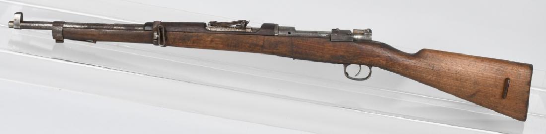 SPANISH MAUSER 7mm BOLT CARBINE - 6