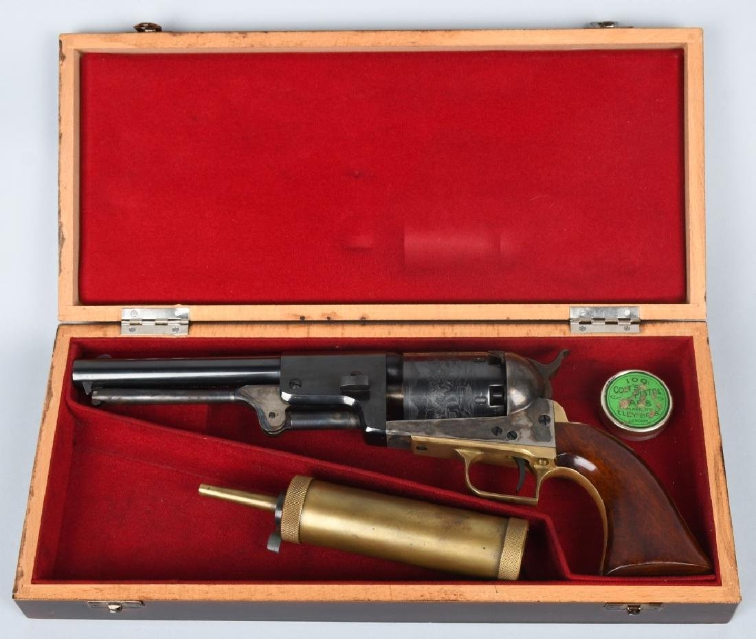 UBERTI CASED COLT .44 1st MODEL DRAGOON REVOLVER